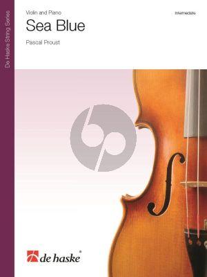 Proust Sea Blue Violin-Piano