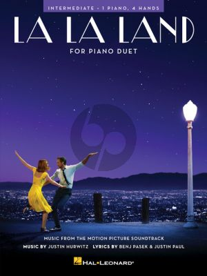 Hurwitz La La Land (Music from the Motion Picture) Piano 4 hds