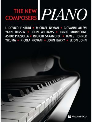 The New Composers Piano solo
