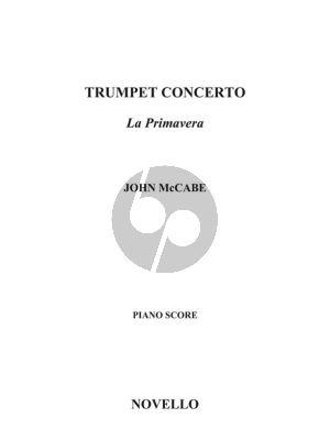 """McCabe Concerto """"La Primavera"""" Trumpet-Orchestra (piano red.)"""