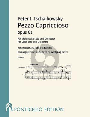 Tchaikovsky Pezzo Capriccioso op.62 (Birtel)