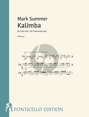 Summer Kalimba Violoncello solo