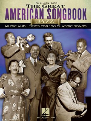 The Great American Songbook, Jazz Piano-Vocal-Guitar