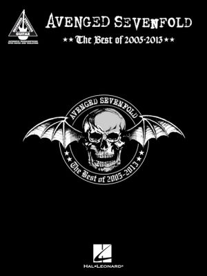 Avenged Sevenfold – The Best of 2005-2013 Guitar Recorded Versions