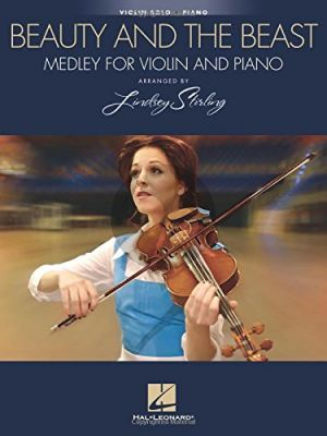Menken Beauty and the Beast (Medley) for Violin and Piano (transcr. Lindsey Stirling)