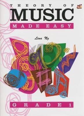 Ng Theory of Music Made Easy Grade 1