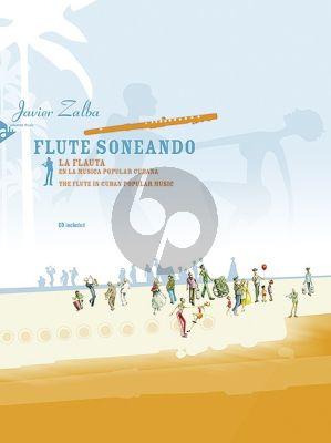 Zalba Flute Soneando (The Flute in Cuban Popular Music) (Bk-Cd)