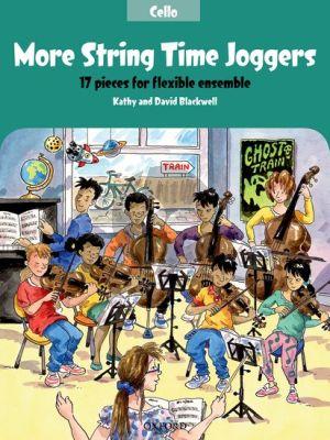 More String Time Joggers Cello book