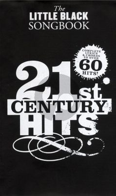 Little Black Songbook: 21st Century Hits (Lyrics and Chords) (arr. Matt Cowe)