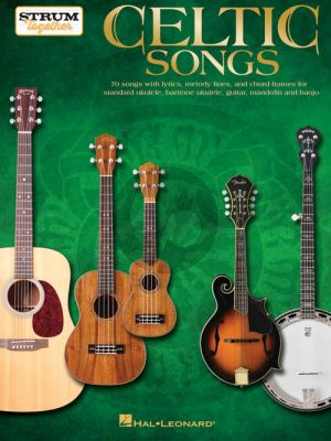 Celtic Songs – Strum Together Ukulele (or Mandolin-Banjo-Guitar)