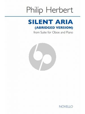 Herbert Silent Aria (from Suite) (abridged version) Oboe-Piano