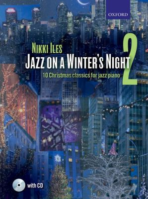 Iles Jazz on a Winter's Night Vol.2 (10 Christmas Classics for Jazz Piano) (Bk-Cd)