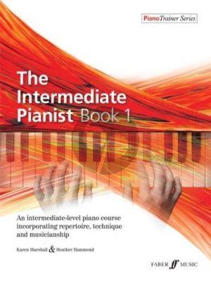 Hammond-Marshall The Intermediate Pianist Book 1