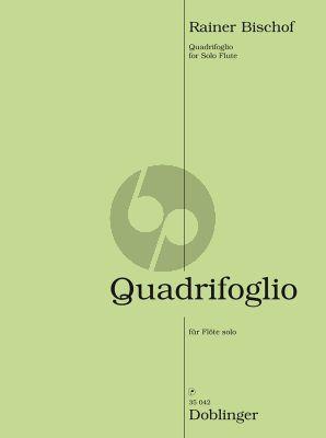 Bischof Quadrifoglio für Flöte solo
