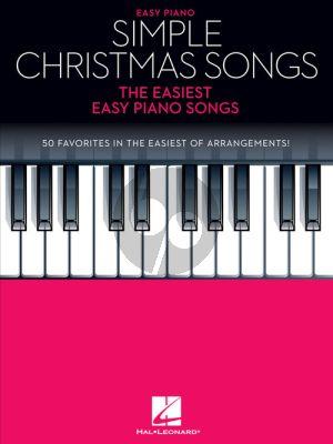 Simple Christmas Songs (The Easiest Easy Piano Songs)