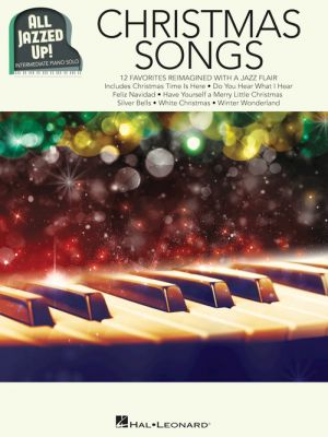 Christmas Songs – All Jazzed Up! Piano