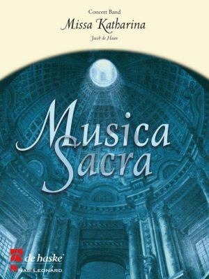 Haan Missa Katherina SATB-Piano