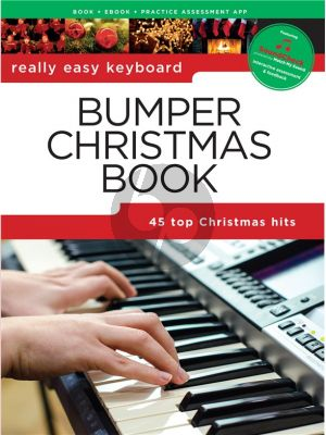 Really Easy Keyboard: Bumper Christmas Book