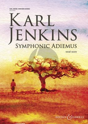 Jenkins Symphonic Adiemus Mixed Choir (SATB divisi) and Orchestra Vocal Score