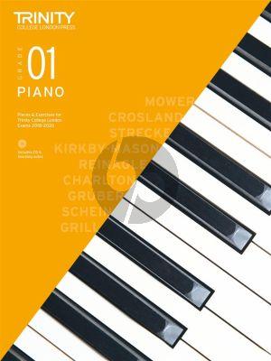Piano Exam Pieces & Exercises 2018–2020 - Grade 1