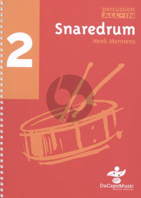 Mennens Percussion All in Vol.2 Snaredrum