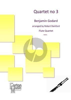 Quartett No.3 2 Flutes-Alto-flute and Bass-flute