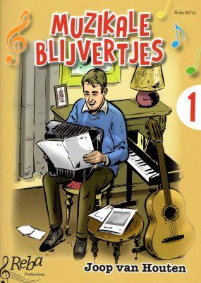 Muzikale Blijvertjes Vol.1 Piano-Zang-Gitaar