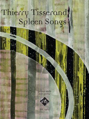 Tisserand Spleen Songs Guitar