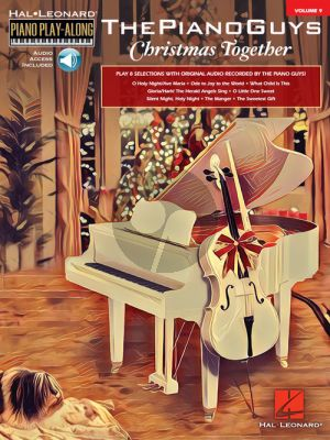 The Piano Guys – Christmas Together (Piano Play-Along Series Vol.9)