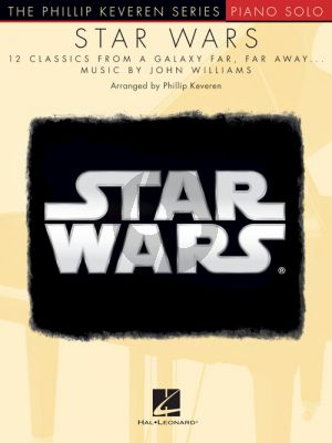 Star Wars 12 Classics from a Galaxy Far, Far Away Piano solo