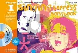 Singing Express Songbook 1