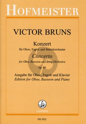 Konzert Op.66 Oboe-Fagott-Orchester