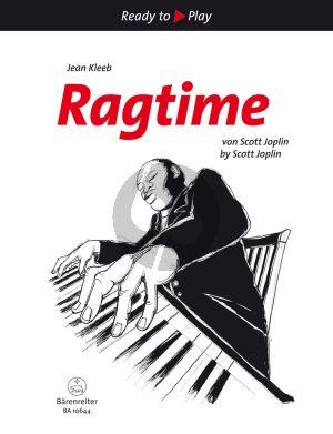 Joplin Ragtime Piano solo (edited by Jean Kleeb) (Barenreiter-Urtext)