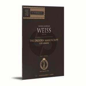 Weiss Lute Sonatas Vol.1 (The Dresden Manuscript)