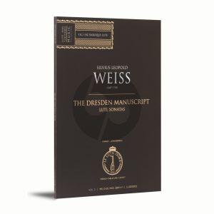 Weiss Lute Sonatas Vol.2 (The Dresden Manuscript)