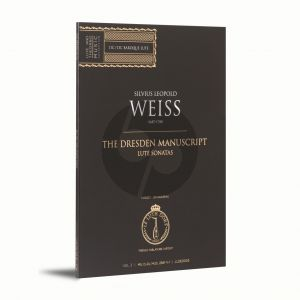 Weiss Lute Sonatas Vol.3 (The Dresden Manuscript)