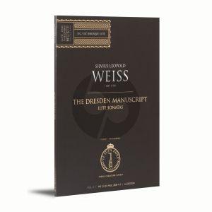 Weiss Lute Sonatas Vol.4 (The Dresden Manuscript)