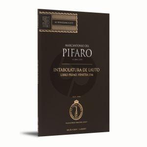Pifaro Intabolatura de Lauto Vol.1 in Venetia 1546