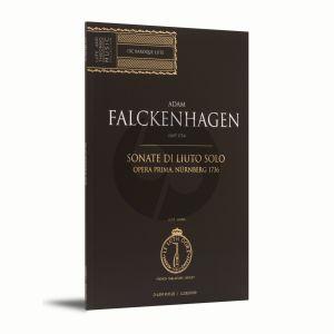 Sonate di Liuto Solo Opera Prima Nürnberg 1736