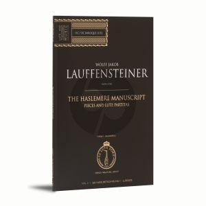 The Haslemere Manuscript Vol.2 Pieces and Lute Partitas