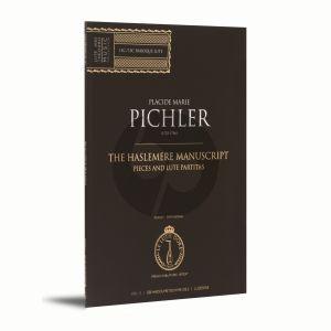 The Haslemere Manuscript Vol.3 Pieces and Lute Partitas