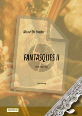 Jonghe Fantasques II Piccolo-Piano