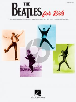 The Beatles for Kids Easy Piano