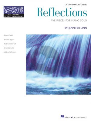 Linn Reflections for Piano solo