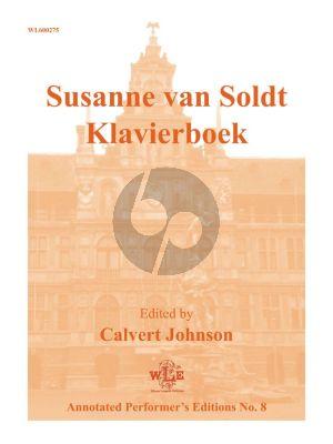 Susanne van Soldt Klavierboek (ed. Calvert Johnson)