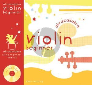 Abracadabra Violin Beginner