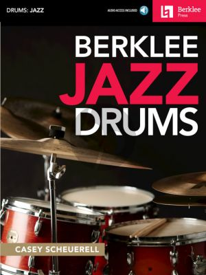 Scheuerell Berklee Jazz Drums (Book with Audio online)