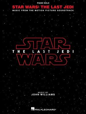 Williams Star Wars: The Last Jedi (Music from the Motion Picture Soundtrack) Piano solo
