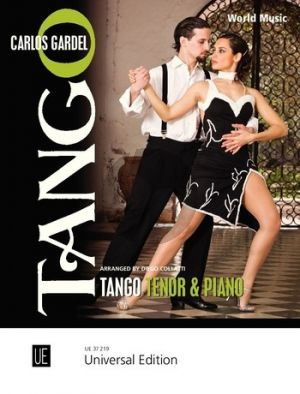 Gardel Tango Tenor for Tenor Voice and Piano (arr. Diego Collatti)