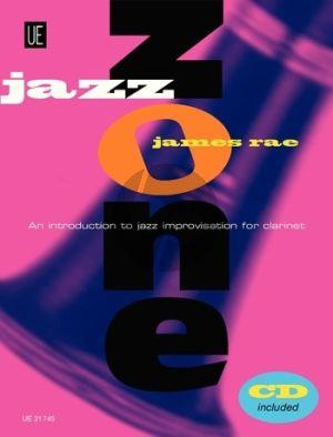 Rae Jazz Zone - Clarinet for clarinet (Bk-Cd)